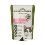 Harringtons Salmon Wet Cat food